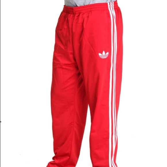 5801e5a34 Adidas Red Sweat Pants Men's Large. M_5acd74bbd39ca20ae96d076e